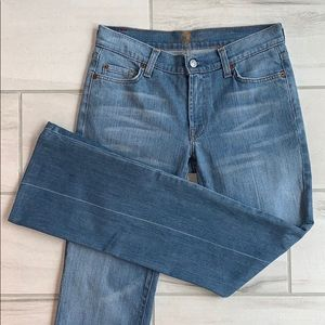 7 for all Mankind by Jerome Dahan vintage jeans